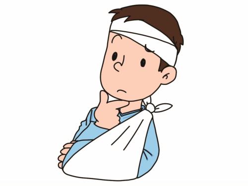 剥離骨折の肘の症状や原因は?治療は手術?リハビリ方法は?