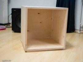 DIY 38cm Subwoofer - 006