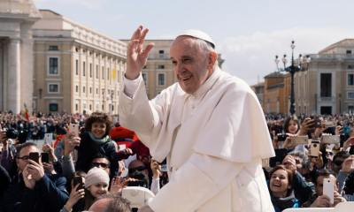 Pope Francis said Vaccinations are an act of LOVE