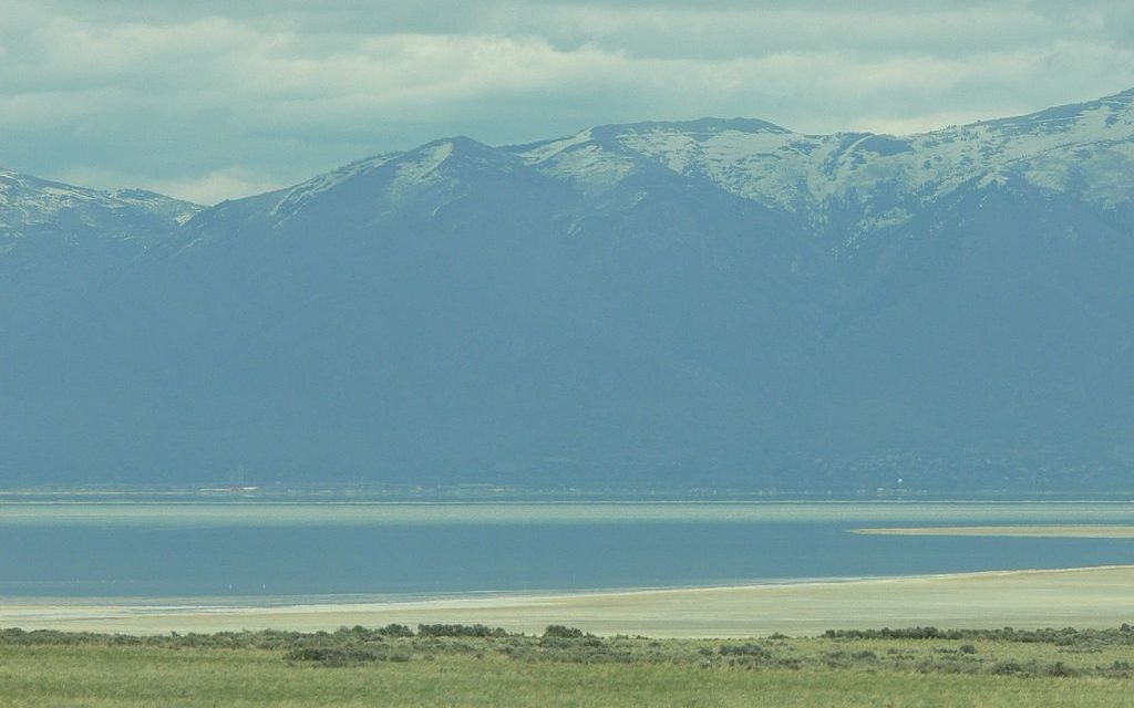 Antelope Island State Park Its early exploration & natural features