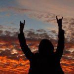 Rockin Sunset