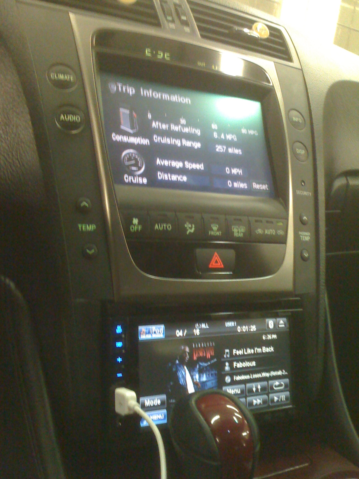 Stereo Options for my 08 GS 350 wMark Levinson