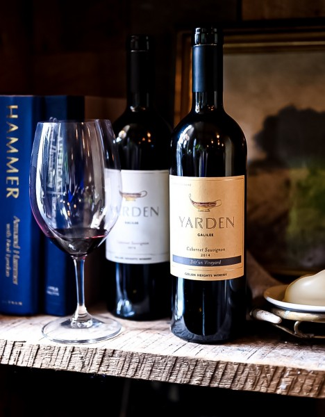 Golan Heights Winery Yarden