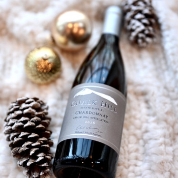 Wines for holiday dinner Chalk Hill Chardonnay