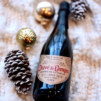 Wines for holiday dinner Juve & Camps Cava