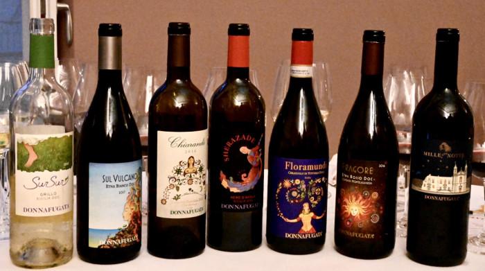 Donnafugata Sicily Wine Tasting