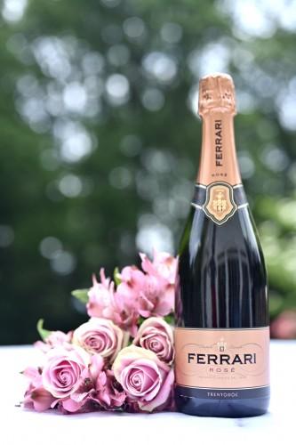 Best Sparkling Rosé - Ferrari Rosé Trentodoc