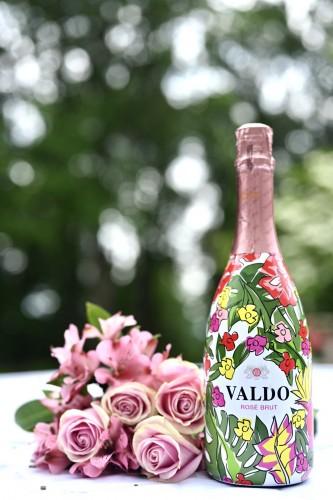 Best Sparkling Rosé - Valdo Brut Rosé