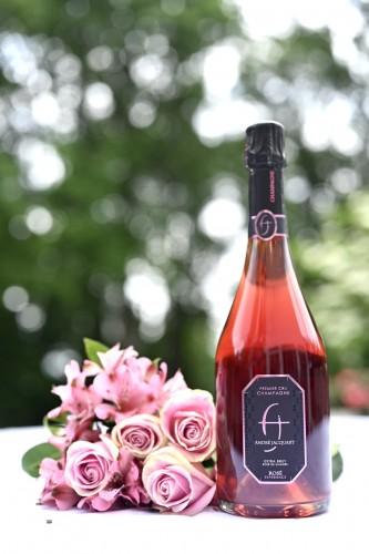 Best Sparkling Rosé - André Jacquart Champagne Brut Rosé Experience