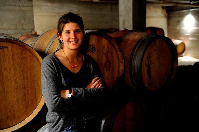Women In Wine - Laure Colombo
