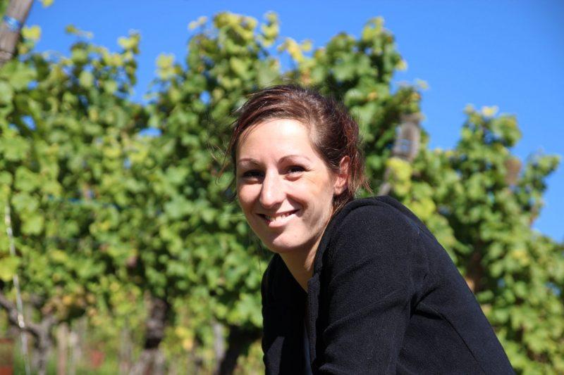 Next Generation Of Women In Wine - Anne Trimbach