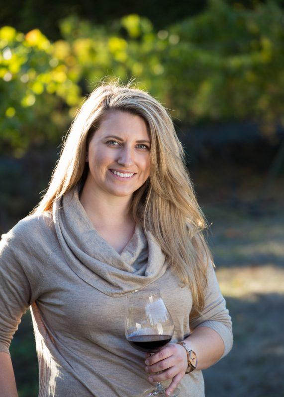 Pfendler Vineyards Erica Stancliff