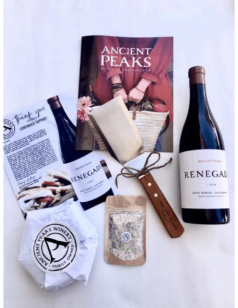 Ancient Peak Wines