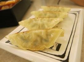 Dumplings at Fuji