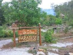 Paradise Bungalow, Koh Rong