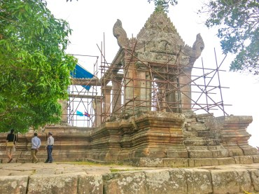 the 5th gopura (the outest building)