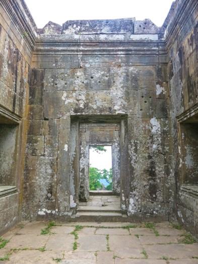 Inside 3rd gopura