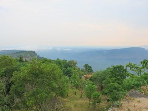 Going far, you will reach the border of Cambodia-Laos-Thailand