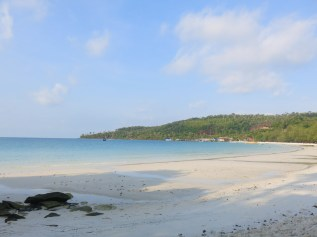 View of Koh Toch part, Koh Rong