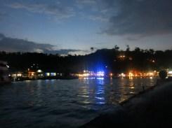 Koh Toch at night - Koh Rong