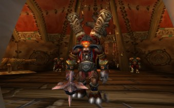 Baine Bloodhoof new tauren leader