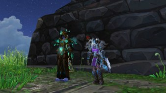Druid Cycle Armor and Death Knight Lich Lord Plate