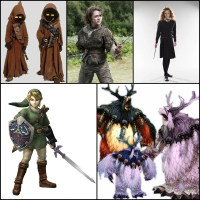 5 Fandom Friday: Characters I'd Love To Dress Up As For Halloween