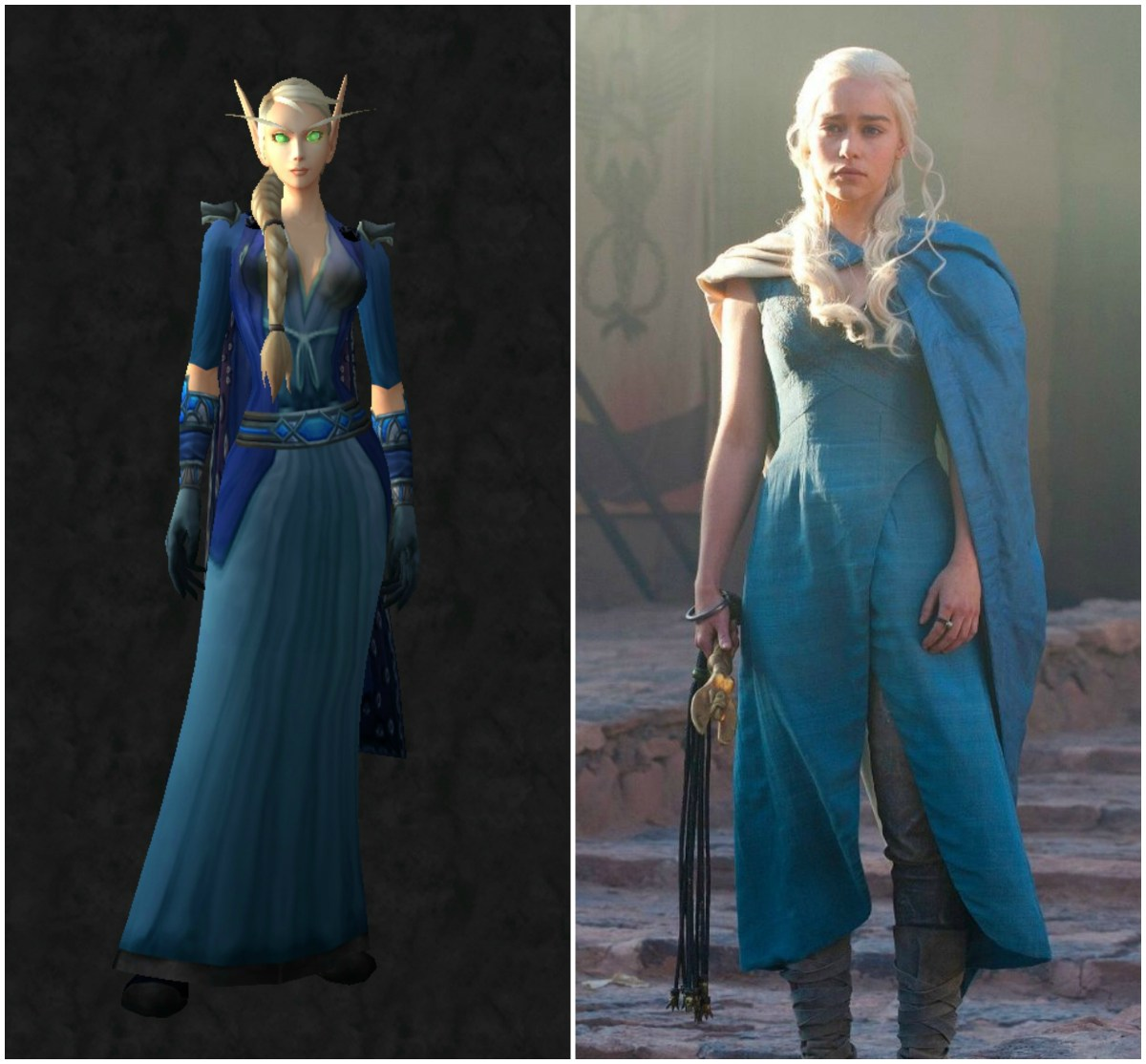 Game of Thrones transmogs  Syrco Owl