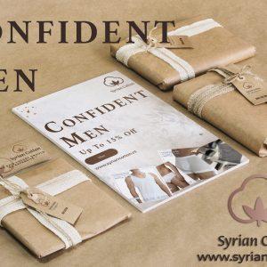Confident Men | 6 pieces