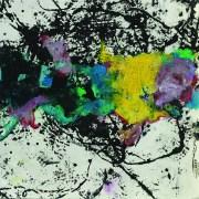 Manhal Issa - Syrian Artist. XXX, acrylique sur toile, 90x90 cm, 2014