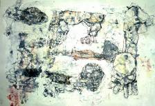 Syrian artist Omran Younis