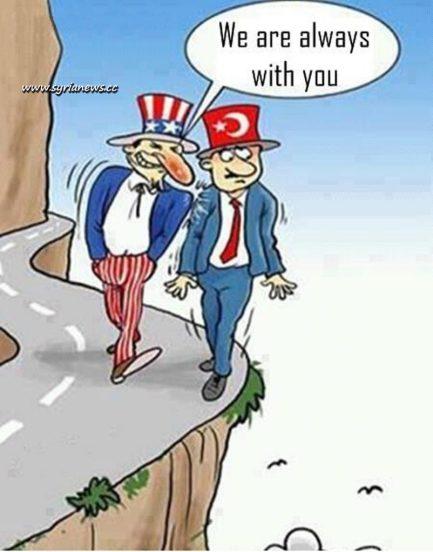 Erdoğan US with you