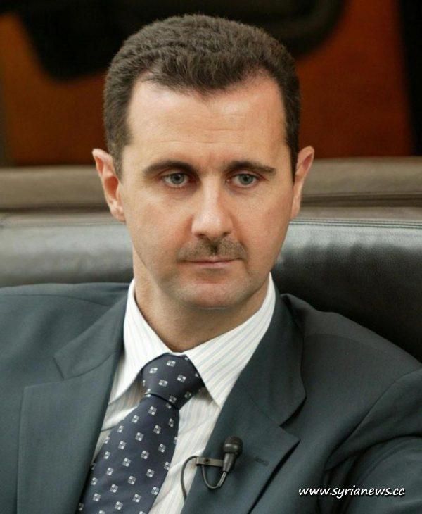 image-Bashar Al Assad