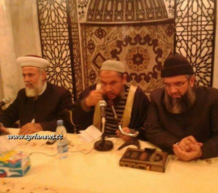 Wahhabi & Salafist meeting in Tripoli, Lebanon calling for Jihad