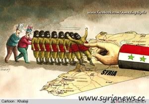 Syrians pushing FSA away