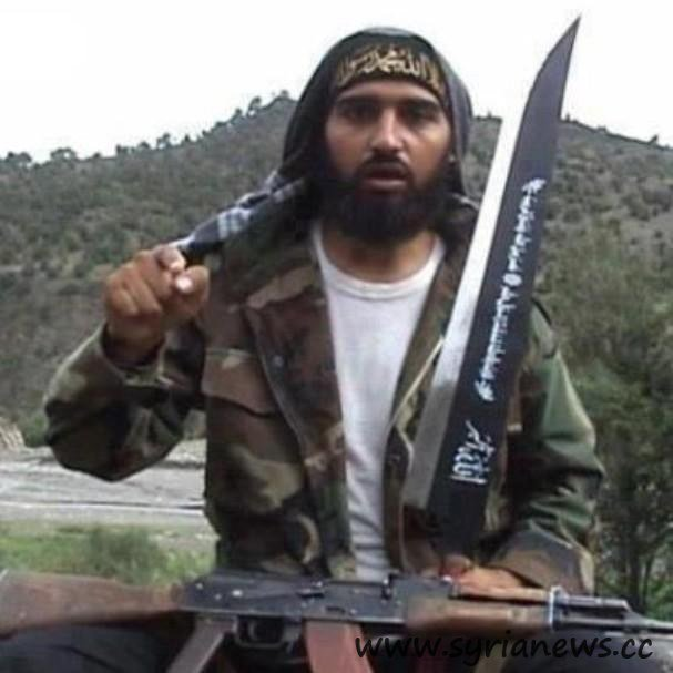 Foreign-backed jihadist in Syria