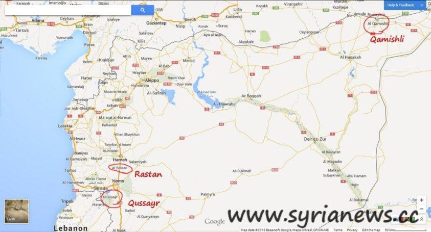 Northern Syria