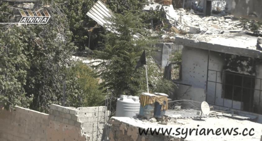 Syria - Jobar - ANNA-news
