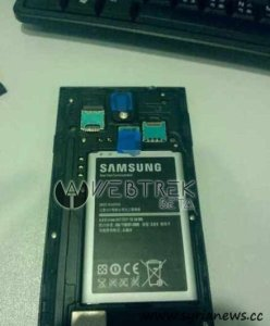 Samsung Galaxy Note 3 features a 3450 mAh battery?