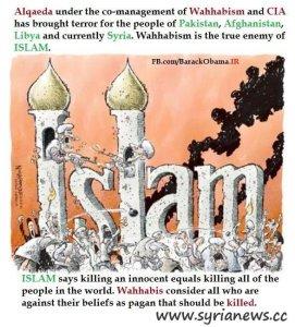 wahabisim =anti islam  anti everyone