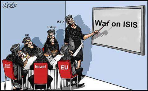 War on ISIS
