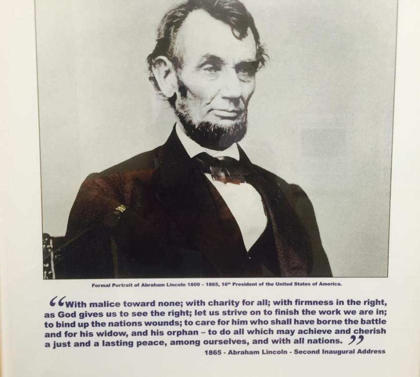 Lincoln post civil war remedy prescription