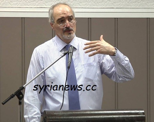 Syria Ambassador to the UN Dr Bashar Jaafari