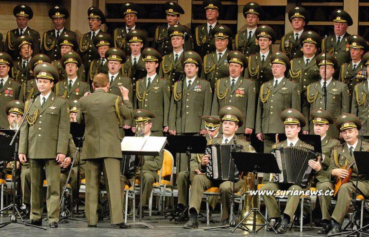image-Alexandre Alexandrov Ensemble Russian Red Army Choir