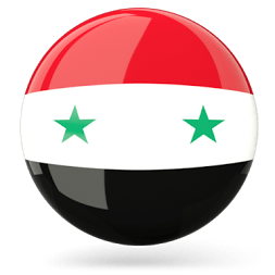 Syrian Arab Republic Flag - donate