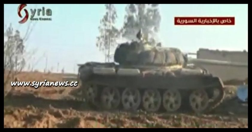 image-SAA Unit Ambushes 10 ISIS Terrorists and Eliminates Them in Der Ezzor Panorama