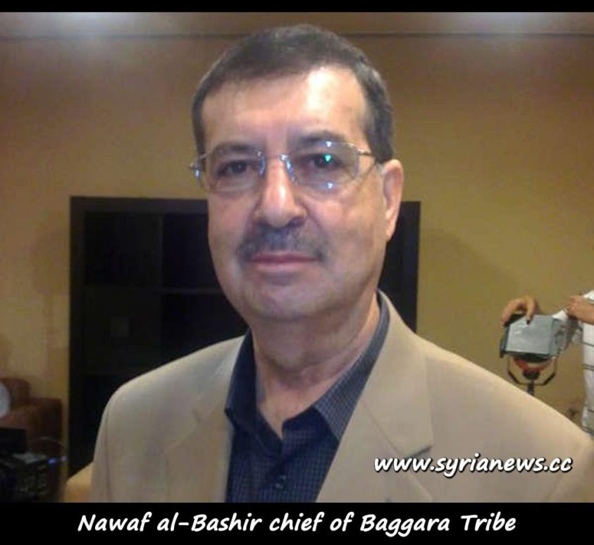 image-Top Opposition Figure Nawaf al-Bashir Repents and Returns to Syria