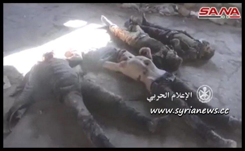 image-Nusra Terminated Terrorists in Harasta