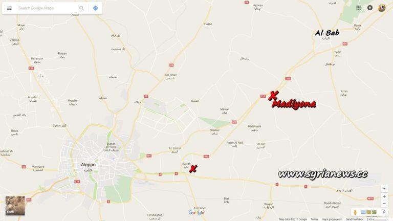 image-SAA Advances 16 Kilometers on Aleppo - Al-Bab Highway
