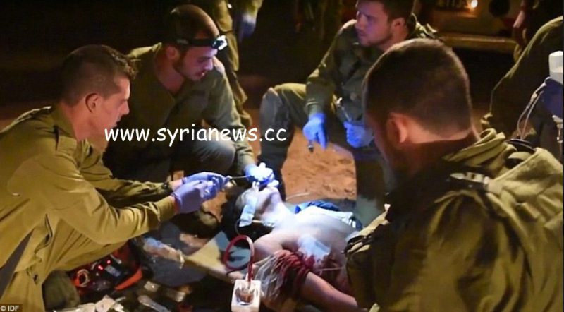 Israel gives state of art trauma care to ISIS in occupied Golan, Syria